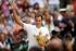 №1 - любимото число на Роджър Федерер