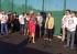Чисто нова Стена радва окото на бургазлии (снимки)