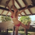 Курникова в перфектна форма след раждането (видео)
