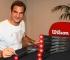 Платинени ракети в чест на Роджър Федерер