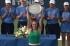 Шампионката се справи със световната номер едно