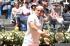 Контузия в десния крак отказа Федерер от Рим