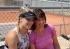 Мануела Малеева тренира с Южени Бушар (снимки)