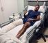 Дел Потро отново оперира проблемното коляно