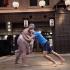 Урок по сумо за Новак Джокович (снимки)