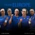 Още трима от Топ 10 се присъединиха към отбора на Европа