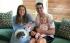 Джон Иснър стана баща за втори път