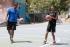 Новото дете-чудо на тениса се пробва в баскетбола