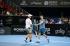 Шампионите от миналата година не оставиха шанс на Кузманов и Андреев