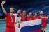 Русия отвя конкуренцията в своята група