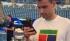 Григор разгледа новата арена в Сидни и трофея за ATP Cup (видео)