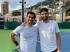 Димитров тренира с Фонини в Монте Карло