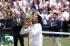 Федерер поздрави Джокович за триумфа на Уимбълдън