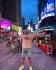 Кузманов вече е в Ню Йорк, снима се на Таймс Скуеър