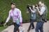 ВИДЕО: Бременната Серина тренира на корта
